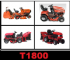Westwood T1800, T1800H, T1800M, T1800-4WD Ride On Tractor Mower Parts and Spares